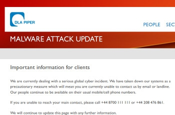 Latest ransomware: Cadbury, DLA Piper, TNT take a hit