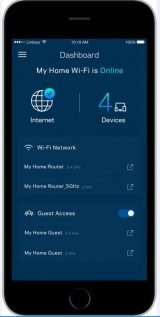 Linksys reinvigorates Wi-Fi router app – more user-friendly