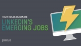 Tech roles dominate the emerging jobs market