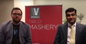 VIDEO Interview: TIBCO and Whispir actively apply APIs, Gartner 2016 Application Dev Summit