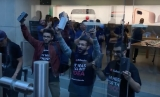SYDNEY LAUNCH VIDEOS: iPhone 8 and 8 Plus lines shorter than last year as X to mark spot in November