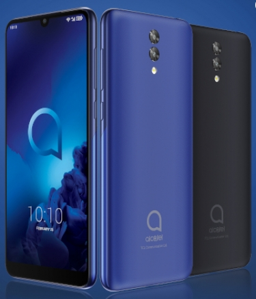 The Alcatel 3L.