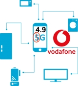 Vodafone launches 4.9G on Huawei in Sydney's West, more sites to come