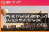 Telstra doubles Wi-Fi trial hotspots, extends free trial to June