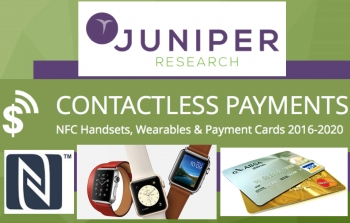 Mobile and wearable contactless payments to hit nearly $100 billion by 2018
