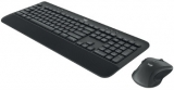 Logitech launches new wireless keyboard and mouse combo