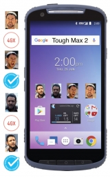 Telstra's new smartphone toughs it out at twice the Max
