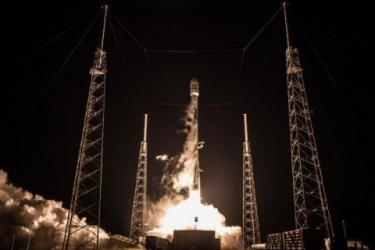 SpaceX selected by SES for Launch of new C-Band Satellites