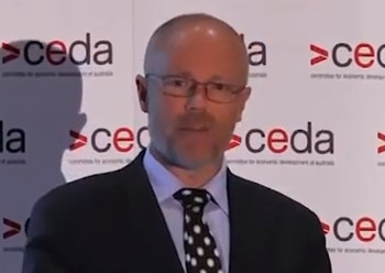 Alastair MacGibbon has his eye on the private sector.