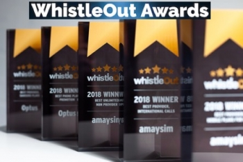 Whistleout rustles up Australia's best telco providers in new awards