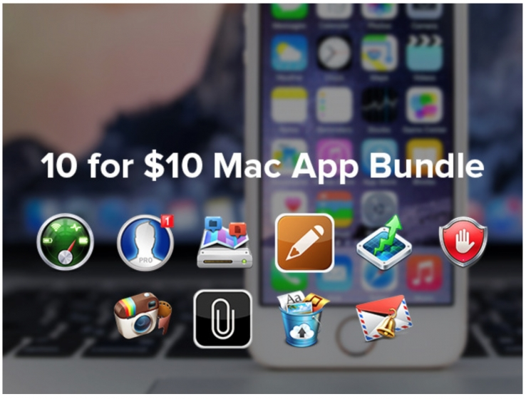 iTWire - Nifty MacBundler deal - 10 Mac apps for US $10