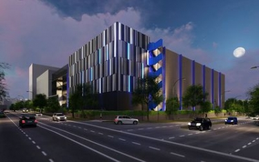 Digital Reality's new Digital Loyang SIN 12 data centre, Singapore