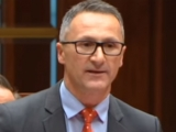 "Richard di Natale: ""The government, with the support of the Labor Party, are sacrificing our IT industry."""