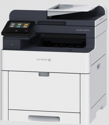 Fuji Xerox Docuprint CM315 – printer or multifunction (review)