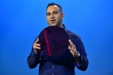 Intel data centre group executive vice president and general manager Navin Shenoy