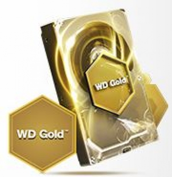 WD Gold 10TB HDD for data centres