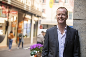 Ed McManus to join Deliveroo as CEO Australia