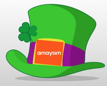 Amaysim plays 'Sláinte' Claus to give Aussie 'Patricks' a St Paddy's day treat