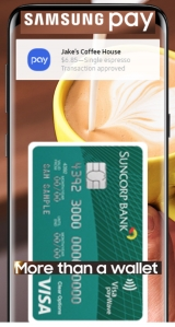 Suncorp shines on Samsung Pay