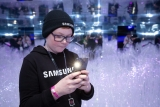 Samsung shares the 'magic of Vivid Sydney' with students from regional Australia