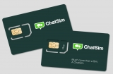 ChatSim chats up free chat without limits or WiFi