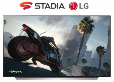 LG's Smart TVs will get Google's Stadia cloud gaming in late 2021