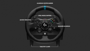 Logitech G releases high-performance racing wheel to improve sim racing experience