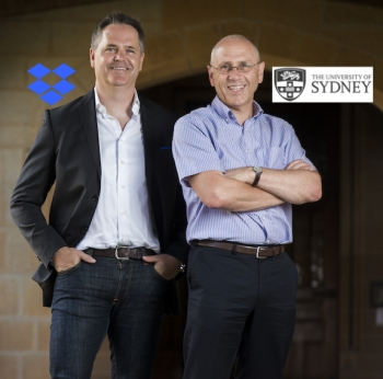 Dropbox collaboration: 'World-first' as University of Sydney goes all in for all