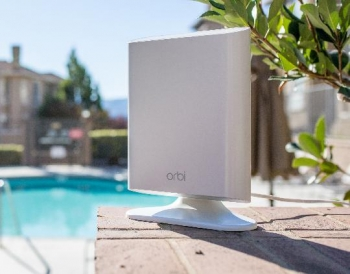 Orbi Outdoor takes mesh Wi-Fi into the garden