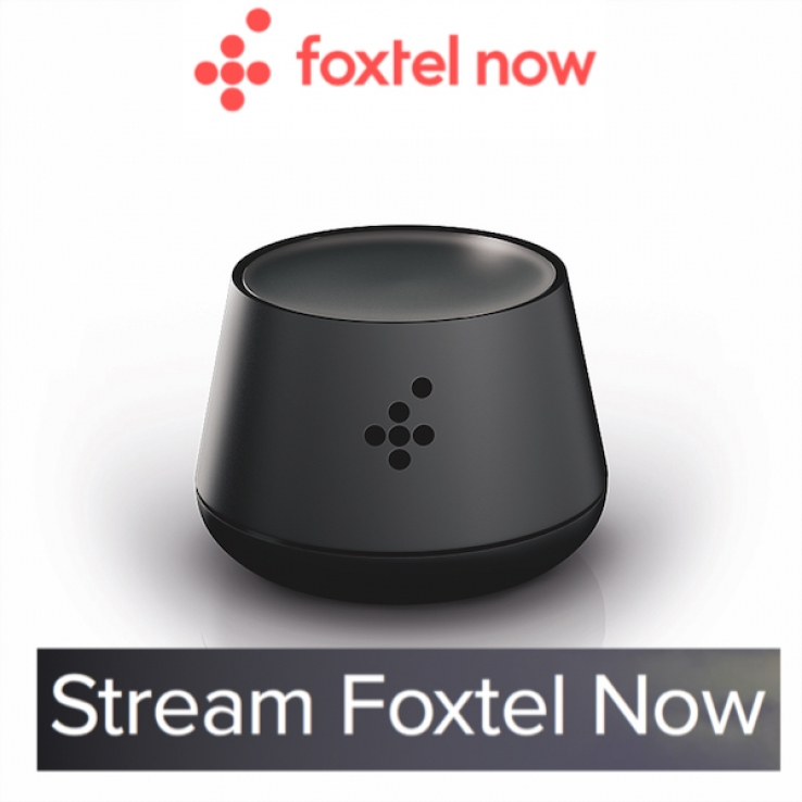 can you download foxtel now on apple tv