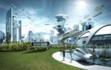 Commercial space flights, flying cars and robots capture imagination: survey