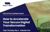 ADELAIDE EVENT INVITE THURSDAY 6 MAY: Is business taking place off your trusted corporate network and outside of your security perimeter?