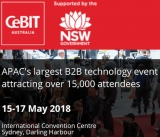 CeBIT Australia 2018 previews 'the year's best and most innovative technologies on the showfloor'