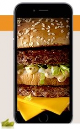 Macca's on the run – mobile ordering app