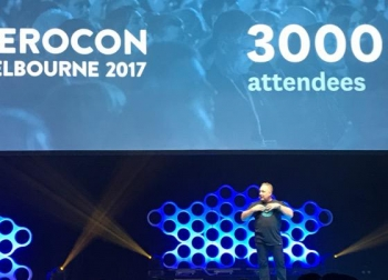 Xero's big bang announcement to a big crowd at Xerocon