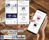 Samsung Pay and Finder launch 'Promoted Cards', a new credit card shopping feature