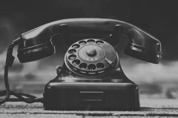 In 2019, the Wall Street Journal expects people in Australia to have a landline.