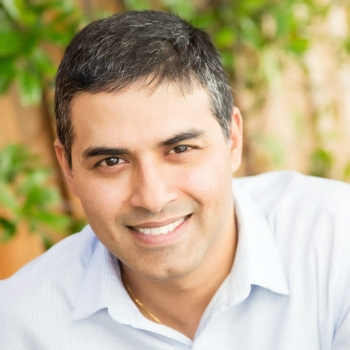 Cohesity product marketing director Raj Dutt