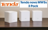 REVIEW: Tenda's Whole Home Mesh Wi-Fi System nova MW5s makes a beautiful mesh of price, speed and coverage