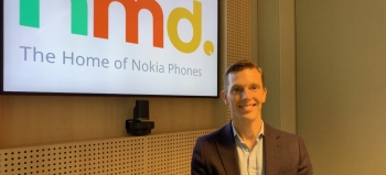 VIDEO Interview: James Robinson of HMD Global Australia talks upgradeable tech as Nokia launches 2.2 model with removable battery