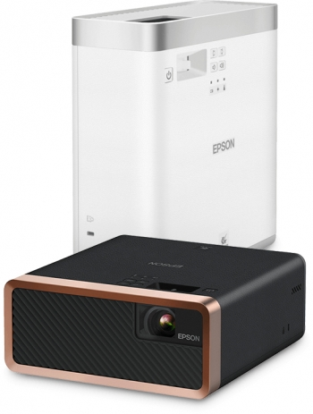 VIDEOS: Epson launches 'first truly portable' laser projector for true flexibility