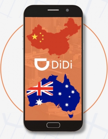 DiDi allows Greater China users to seamlessly book DiDi Express in Australia