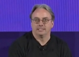 Linus Torvalds: his words are treated as entertainment by otherwise serious websites.