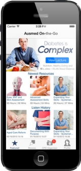 Ausmed app to educate nurses on-the-go