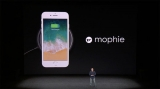 mophie on the case with iPhone 8, 8 Plus and X wireless charging base