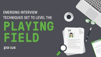 New interview techniques set to level the playing field