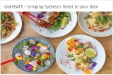 VIDEO: Hungry? UberEATS plates up diverse range of food on demand