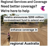 Telstra launches $200 million fund to improve regional coverage over next four years