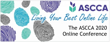 Living your Best Online Life: ASCCA's Online Conference, 9am-4.30pm on 10 November 2020