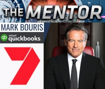 Intuit QuickBooks partnering with Ch 7 and Mark Bouris on new TV show 'The Mentor'